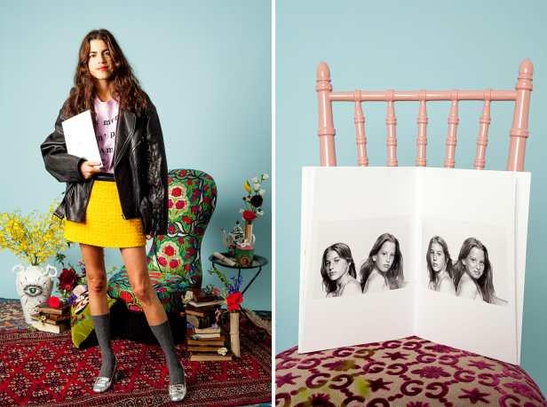 Leandra Medine x Gucci