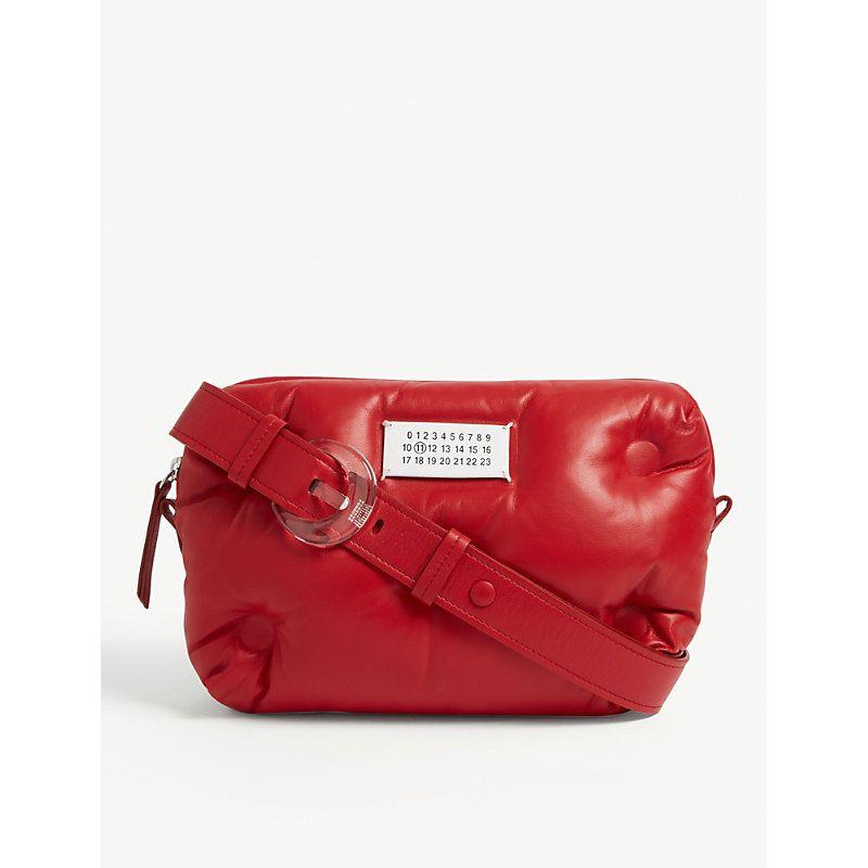 Maison Margiela red bag