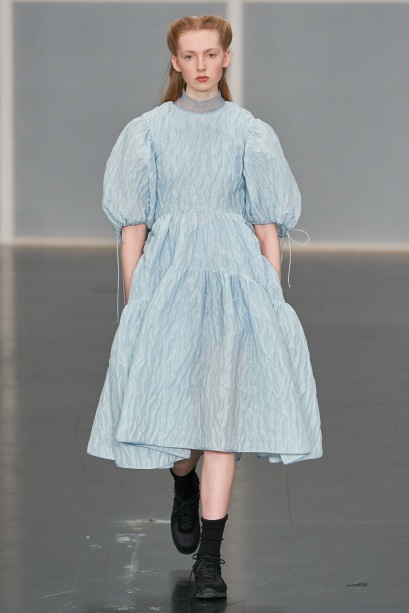 Cecile Bahnsen vestido
