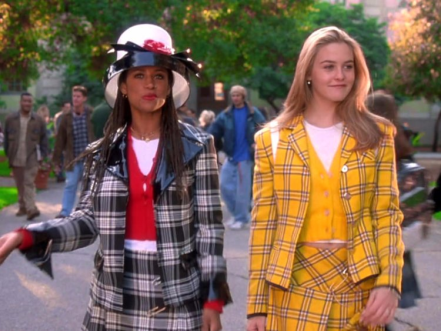 clueless outfits conjunto amarillo