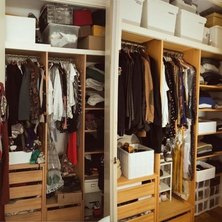 como ordenar armario latesthunting 2